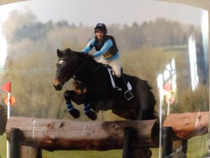 Ted & Sally competing at their recent qualifier